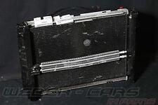 org BMW X1 E84 2.5iX Wasser Kühler Paket Klimakondensator Lüfter 600W 7562080