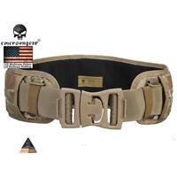 Emerson LBT1647B Padded Patrol Battle Belt Molle Belt Airsoft Tactical Belt