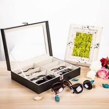 Brillenkoffer Schmuckkoffer mit Glasdeckel  SKW95