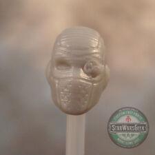 """MH428 Custom Cast Male head for use with 3.75"""" GI Joe Star Wars Marvel figures"""