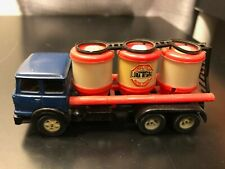 Buby Fiat 697N Cement Transport Truck - Made in Argentina - Rare!!!