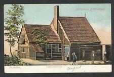 Zaandam  Czaarpeterhuisje  Hollandsch Pittoresque