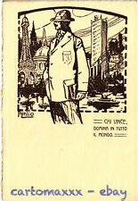 WW1 WWI Propaganda - Attilio - Chi Vince, Domina... - Formato Grande! - PV246