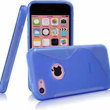 For Apple iPod Touch Smart iPhone TPU Rubber Soft Silicone Skin Cover Case