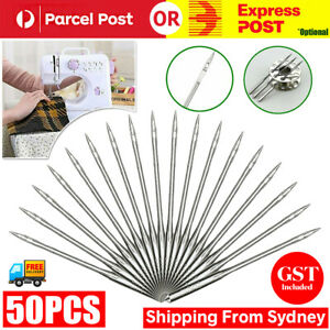 50Pcs Assorted Domestic Sewing Machine Needles For Old domestic sewing machine