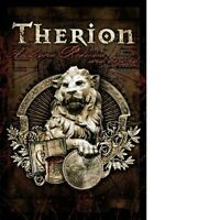 THERION - ADULRUNA REDIVIVA AND BEYOND 3 DVD NEUF