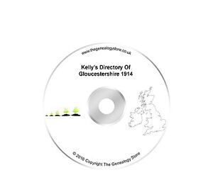 Kelly's Directory Of Gloucestershire 1914