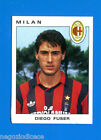 CALCIATORI PANINI 1991-92 -Figurina-Sticker n. 226 - FUSER - MILAN -New