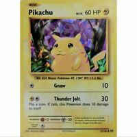 Pikachu 35/108 XY Evolutions - SHATTERED HOLO Englisch NM