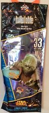 "Xkites Star Wars Yoda Inflatable 33"" Poly Kite New - May The Force Fly With You"