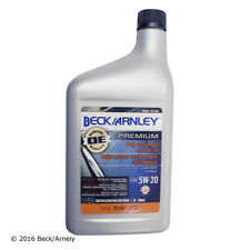 Engine Oil Beck/Arnley 252-4002