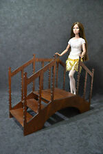 Stairs for Dolls 12 in 1/6  Barbie FR