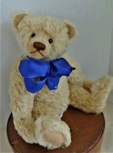OOAK Center Seam Brear Mohair by award winning teddy bear artist Jay R Hadly