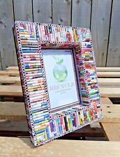 Fair Trade Bali Hand Made Recycled Paper Photo Display Frame 4 x 6