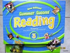 Summer Success Reading Program Houghton Mifflin Harcourt Grade 3 NIB New