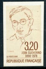 STAMP / TIMBRE DE FRANCE NEUF NON DENTELE N° 2641 ** JEAN GUEHENNO