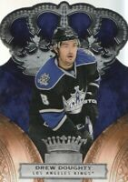 2010-11 Crown Royale Hockey #45 Drew Doughty Los Angeles Kings