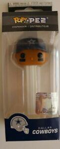 BRAND NEW! Pop PEZ Dallas Cowboys Limited Edition Candy Dispenser Funko NFL