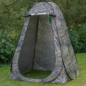1 Man Camouflage Pop Up Hide Hunting Shooting Wildlife Photography 150x150x190cm