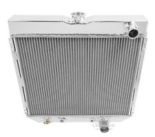 1964-1968 Ford Galaxie All Aluminum 3 Row Core KR Champion Radiator