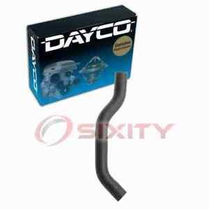 Dayco Upper Radiator Coolant Hose for 2005-2006 Pontiac G6 3.5L V6 Belts dc