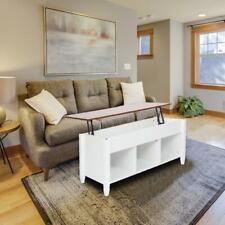 Coffee Table Lift Top w/Hidden Compartment Storage Shelf Modern Home Furniture