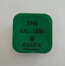 parts, Genuine Rolex 1800 (New Sealed) Rolex 1742 Cal.1800 Ratchet Wheel, watch