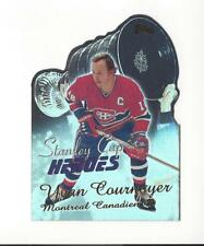 2001-02 Topps Stanley Cup Heroes #SCHYC Yvan Cournoyer Canadiens