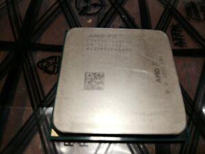 AMD AM3 FX-8350 Unlocked Black Series 4.0 ghz - 4.4ghz Turbo 125w 8 Core CPU