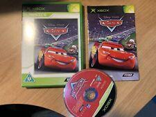 Disney Pixar Cars (Classics) für Xbox (PAL, sehr guter Zustand, CiB, Disc Maschine gereinigt)