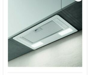 Elica ERA-LUX-SS-60 Stainless Steel 54cm Built-in Canopy Hood LED Lighting NEW