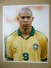 Original Press Photo (10x8)- RONALDO, Brazil