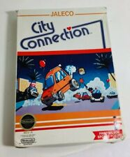 CITY CONNECTION NES NINTENDO GAME