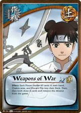 1x Weapons of War 791 S22 Rare Naruto CCG TCG NM/M