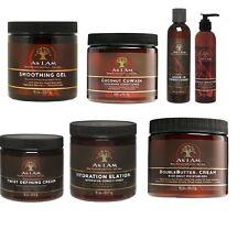 As I Am Hair Shampoo Conditioner Defining Curls Hair Gel Coil Hair Detangling