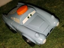 Disney Pixar Cars Finn McMissile Flash Lights & Sounds 2010 Mattel
