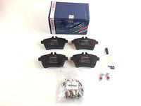 Bosch Bremsbelagsatz Bremsbeläge A-Klasse W169 A 150 A 160 A 160 CDI Vorderachse