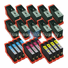 22 PACK 150XL New High Yield Compatible Ink Cartridge for LEXMARK 150XL BK+CMY