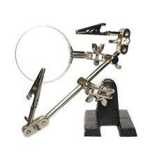 MICRO TOOLS Helping Hand Magnifier MZ101 STMMZ101