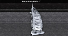Metal Earth Burj Al Arab 3D Laser Cut Model Fascinations 010176