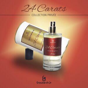 Parfum générique Collection Privée 24 Carats senteur Baccara (extrait de parfum)