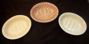 Vintage MASON'S Wedgewood CRABTREE & EVELYN LONDON Soap Dish - Pick Your Style