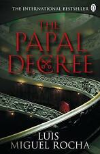 The Papal Decree by Luis Miguel Rocha, Book, New Paperback