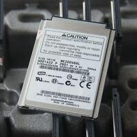 1.8' 20GB 50pin CF HARD DRIVE MK2004GAL Replace MK2006GAL,MK3006GAL MK4007GAL