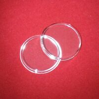 10 Air-Tite Y47mm Ring Coin Holder Capsules for Coins Less than 5.48mm Thick