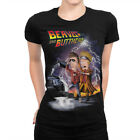 Beavis And Butt-head x Back To The Future T-Shirt, Men's Women's Tee, All Sizes
