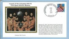 Colorano STS-75 Space Shuttle Columbia Launch & Return Kennedy Space Center