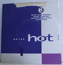 "On The Hot Tip RM FREE EP 7"" 33rpm Vinyl VG+ Love & Money Andy Pawlak Rainbirds"