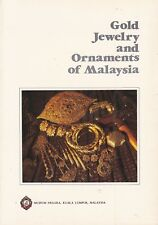 GOLD JEWELRY & ORNAMENTS of MALAYSIA jewellery pendant ring brooch anklet keris