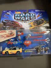 NIP 1994 Mattel HOT WHEELS Road Wars